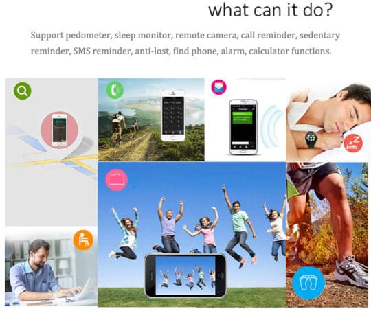 N10 Smart Outdoor Sport Watch - Additional Image 10