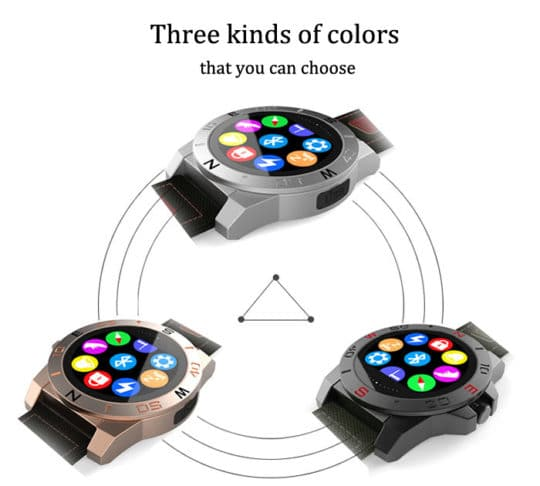 N10 Smart Outdoor Sport Watch - Additional Image 11