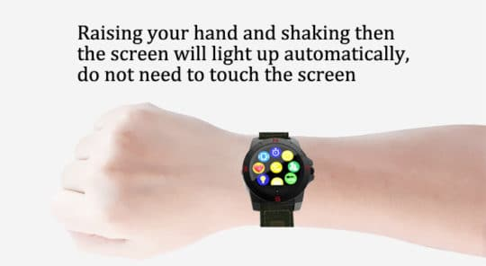 N10 Smart Outdoor Sport Watch - Additional Image 4