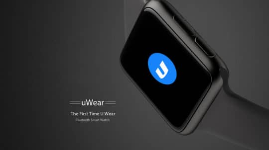 Ulefone uWear Bluetooth Smart Watch – Additional Image 1