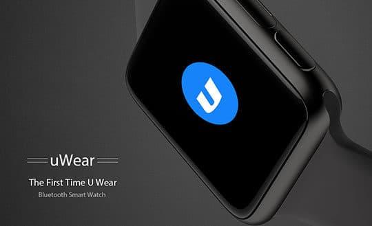 Ulefone uWear Bluetooth Smart Watch – Featured