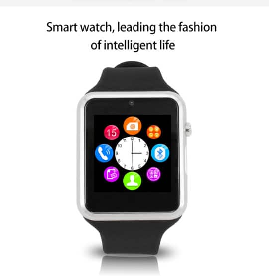 ZGPAX S79 Bluetooth Smartwatch - Additional Image 1