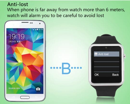 ZGPAX S79 Bluetooth Smartwatch - Additional Image 10