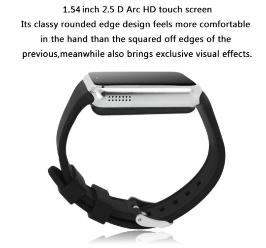 ZGPAX S79 Bluetooth Smartwatch - Additional Image 3
