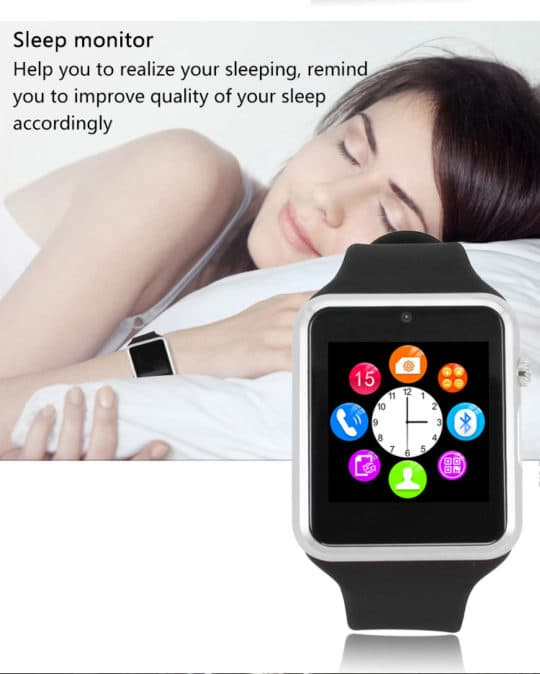 ZGPAX S79 Bluetooth Smartwatch - Additional Image 8