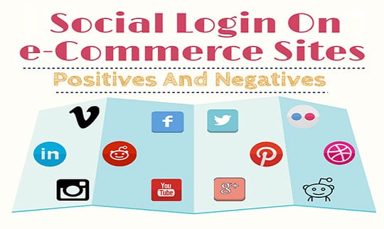 Social Login - Positives And Negatives For eCommerce Website 1