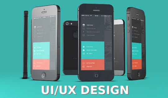 App Development Process - UI/UX Design