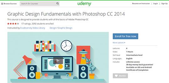 Photoshop Tutorials - Graphic-Design-Fundamentals-with-Photoshop-CC-2014