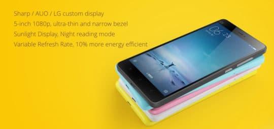 Xiaomi Mi4C 4G Smartphone - Additional Image 1