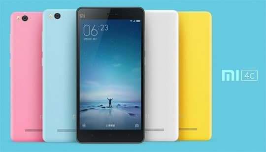 Xiaomi Mi4C 4G Smartphone - Features & Specification Review