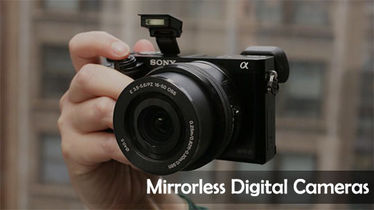 Best Selling Mirrorless Digital Cameras