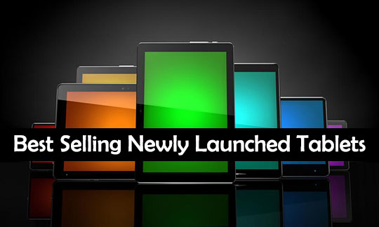 10 Best Selling Newly Launched Tablets (Computer Tablets)