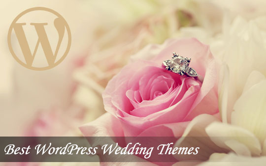 Best WordPress Wedding Themes