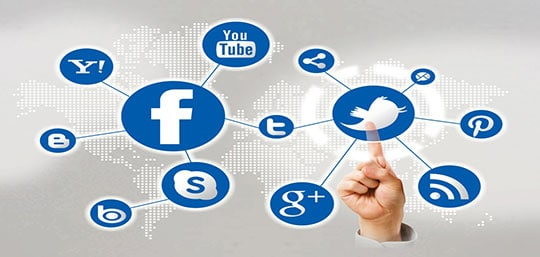 Online Marketing - Social Media