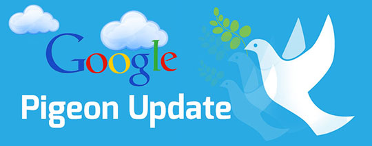 Local SEO Tips - google pigeon update
