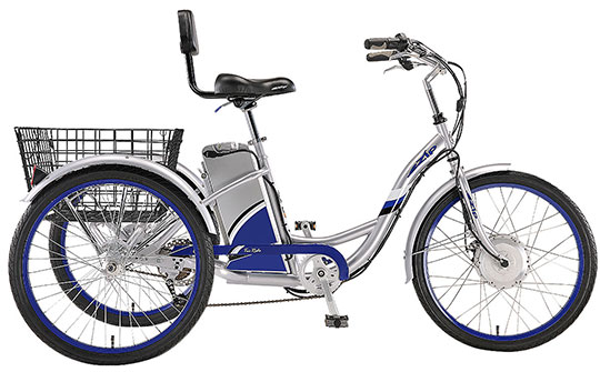 Electric-Tricycles