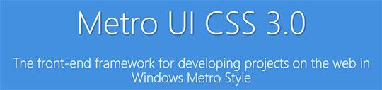 Metro-UI-CSS-3.0