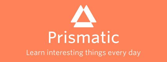 Most Useful App for Web Developer - Prismatic Social News