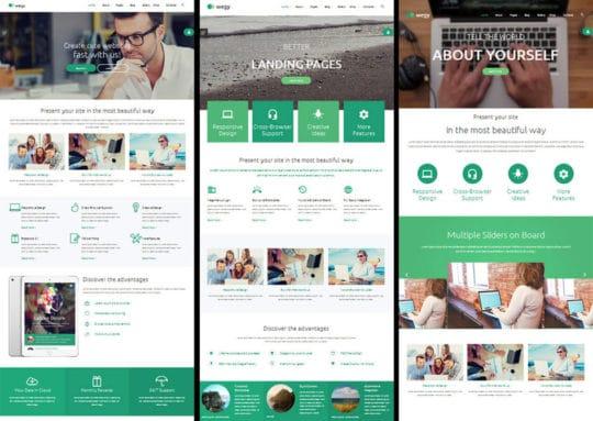 homepage-versions