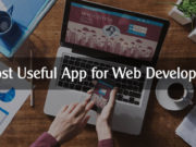 Most Useful App for Web Developer