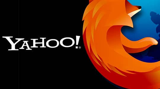 Updated Search Experience on Firefox for Yahoo