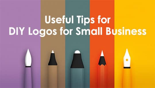 9 Useful Tips for DIY Logos for Small Business