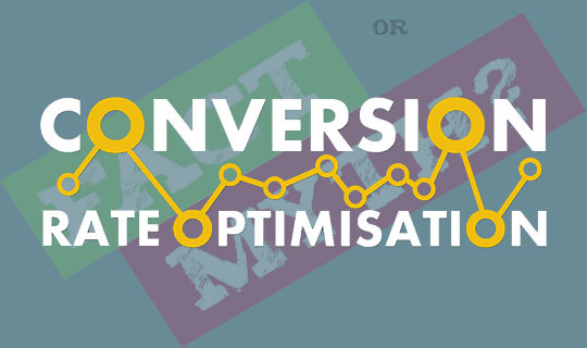 Conversion Rate Optimization - CRO