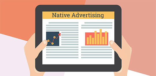 Native Content Advertising