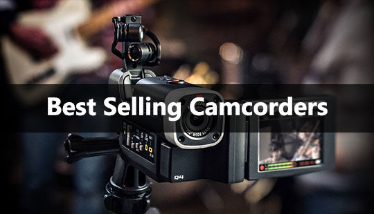 Top 10 Best Selling Camcorders (Video Cameras)