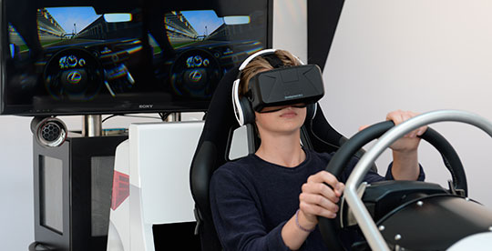 Using Virtual Reality in Automotive Industry