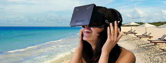 Using Virtual Reality in Holiday Planning