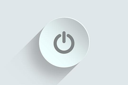 power-on-off-energy-button-push-computer-laptop-start-shutdown