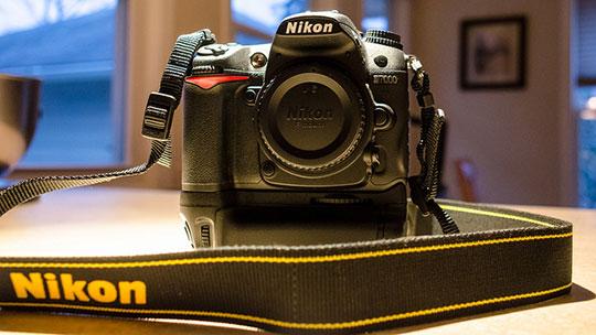 DSLR-Camera-Nikon