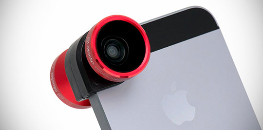 Olloclip 4-in-1 Photo Lens (only for iPhones)