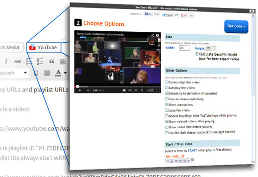 YouTube-Embed-Plugin-Screenshot