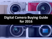 Digital Camera Buying Guide for 2016