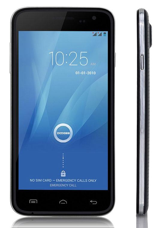 Doogee Voyager2 DG310 MTK6582 Smartphone - 1