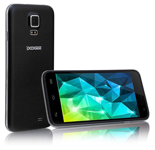 Doogee Voyager2 DG310 MTK6582 Smartphone - 5