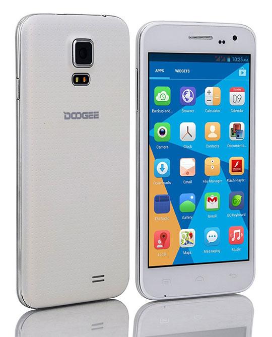 Doogee Voyager2 DG310 MTK6582 Smartphone - 6