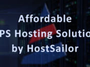 Affordable VPS Hosting Solution by HostSailor
