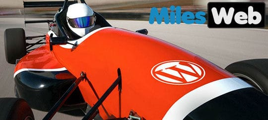 MilesWeb WordPress Hosting Review - One of the Best in India