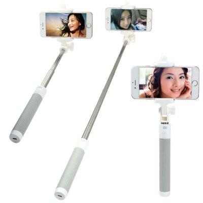 Original Xiaomi Bluetooth Wireless RC Self Timer Stretch Camera Monopod With Rotating Clip Stand