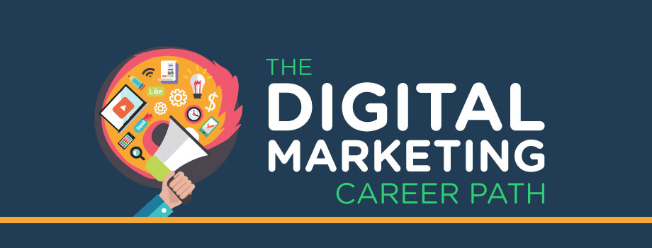 Everything You Need to Know About Career in Digital Marketing (Infographic)