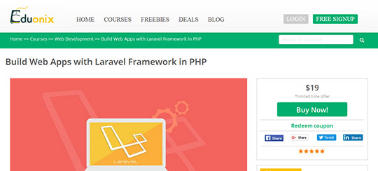 Build-Web-Apps-with-Laravel-Framework-in-PHP