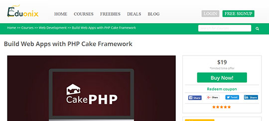 Build-Web-Apps-with-PHP-Cake-Framework