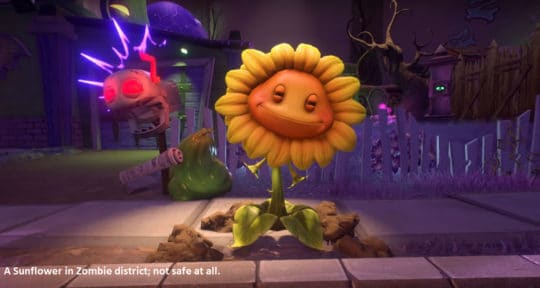 Plants vs. Zombies: Garden Warfare 2 - Picture 1