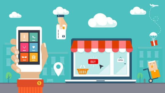 eCommerce - Mobile Commerce