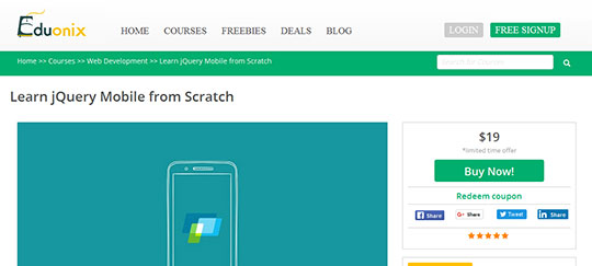 jQuery-Mobile-from-Scratch