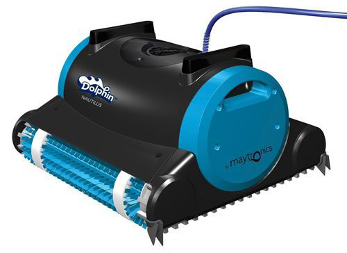 Dolphin-99996323-Dolphin-Nautilus-Robotic-Pool-Cleaner-with-Swivel-Cable-60-Feet