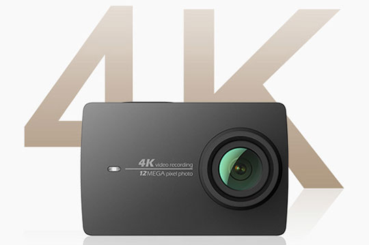 Xiaomi Yi II Action Camera